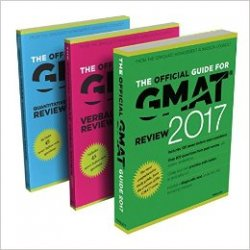 The Official Guide to the GMAT Review 2017