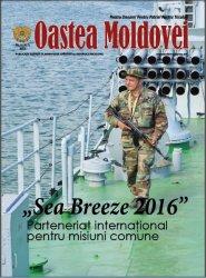 Oastea Moldovei №6 2016
