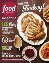 Food Network — November 2016