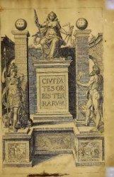 Civitates orbis terrarum.Ч.2