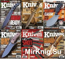 Knives Illustrated - 2016 Full Year Issues Collection
