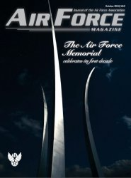 Air Force Magazine №10 2016