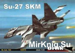 Su-27 SKM (Orlik 104)