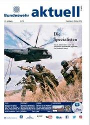 Bundeswehr aktuell №39 от 04.10.2016