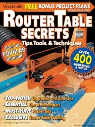 Woodsmith Router Table Secrets