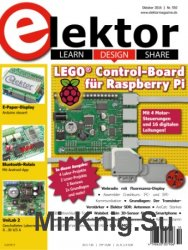 Elektor Electronics №10 2016 (Germany)