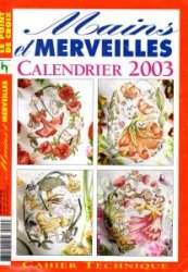 Mains et Merveilles - Special Calendrier 2003