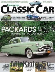 Hemmings Classic Car - December 2016