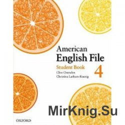 American English File 4 (+CD)
