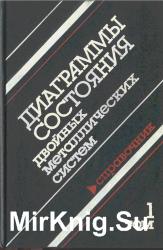 Диаграммы состояния двойных металлических систем: Справочник: В 3 томах