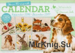 The World of Cross Stitching, Calendar 2016-2017