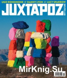 Juxtapoz Art & Culture Magazine November 2016