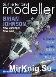 Sci-Fi and Fantasy Modeller Volume 43 2016