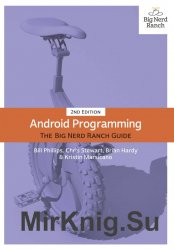Android Programming: The Big Nerd Ranch Guide, 2nd Edition