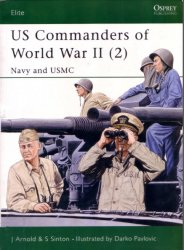 US Commanders of World War II (2) Navy and USMC
