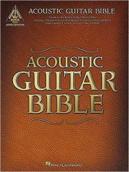 Acoustic Guitar Bible (Guitar Recorded Versions)