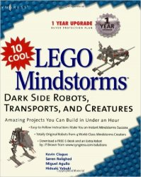 10 Cool Lego Mindstorm Dark Side Robots Transports and Creatures