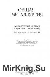 Общая металлургия (металлургия черных и цветных металлов)