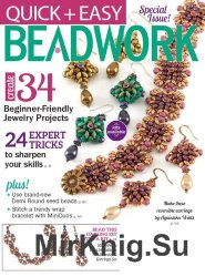 Quick & Easy Beadwork - 2017