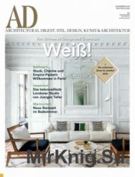 AD Architectural Digest Germany - November 2016