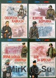 Серия Битва за битвой (7 книг)