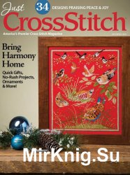 Just Cross Stitch Vol.34 №7, 2016