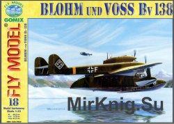 Дальний морской разведчик-летающая лодка Blohm und Voss Bv138 [Fly Model 01 ...
