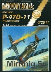 Republic P-47D-11 Thunderbolt [Halinski  6/2011]