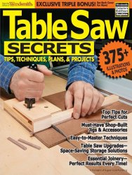 Woodsmith Table Saw Secrets
