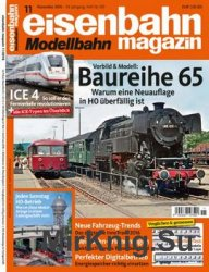 Eisenbahn Magazin 2016-11