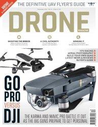 Drone Magazine — November 2016