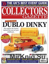 Collectors Gazette 2016-11