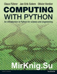 Computing With Python: An Introduction to Python for Science & Engineering