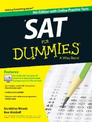 SAT For Dummies