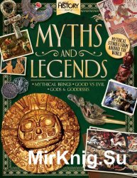 All About History Book Of Myths and Legends