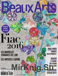 Beaux Arts Novembre 2016