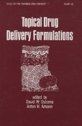 Topical Drug Delivery Formulations