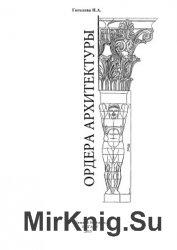 Ордера архитектуры