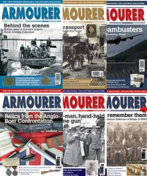 The Armourer Militaria Magazine №№1-12 2013
