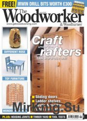The Woodworker & Woodturner №6 - June 2015