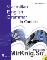 Macmillan English Grammar in Context (+CD)