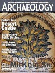 Archaeology - November/December 2016