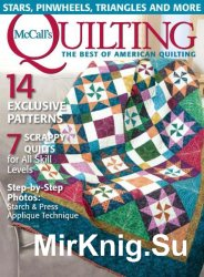 McCall's Quilting, September-October 2016
