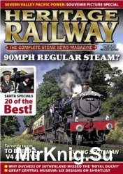 Heritage Railway №221 - October 2016