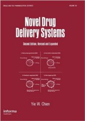 Novel Drug Delivery Systems, 2nd Edition
