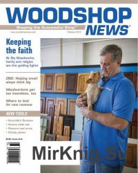 Woodshop News №10 - October 2015