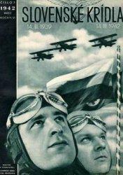 Slovenske Kridla 1942-03