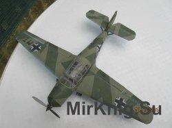 Messerschmitt Bf.108 Taifun [Rudolf Heger]