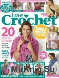 Love Crochet - August, 2016