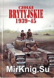 Czolgi Brytyjskie 1939-1945